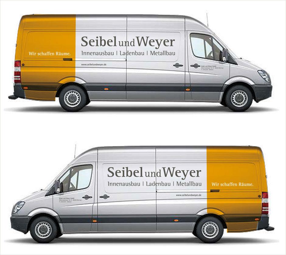 12_SeibelundWeyerBottrop_CorporateDesign_Fahrzeugbeschriftung